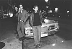 Cigarettes, leather jackets, sweet cars -- yeah, the - Boxcar Saints make that kind of music.