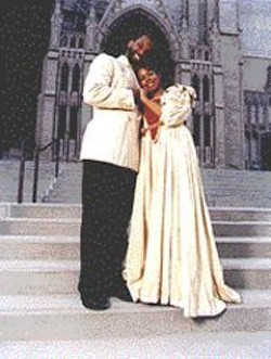 Cinderella and her main squeeze live happily ever after - in the African-American Shakespeare Company's - version of the classic fairy tale.