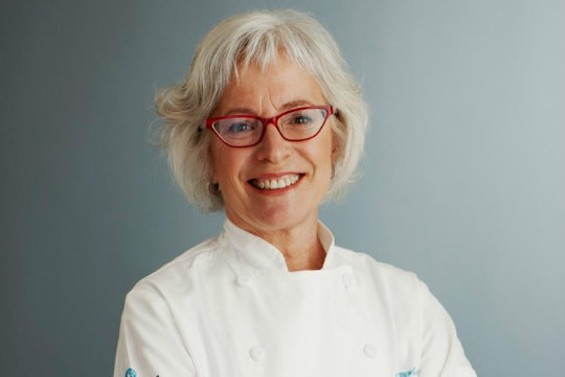 Cindy Pawlcyn heads to Draeger's Cooking School on Sept. 13.