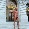 Public Nudists to Get Naked in the Rain (NSFW)