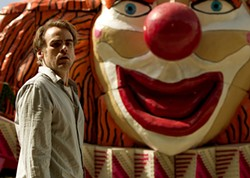 Clowns aren't even the scariest things about The Silence (with Sebastian Blomberg).
