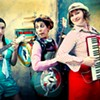 Clowns Meet Klezmer