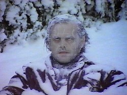 C'mon man. It's not that cold