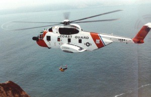 Coast Guard Helicopter  -  WIKIMEDIA COMMONS
