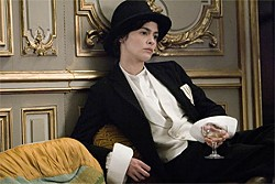 Coco Chanel (Audrey Tautou) is fashion's monster sacré.