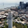 Coit Tower Reopens Today: Ceremony and Free Elevator Rides