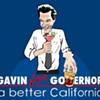 Gavin Newsom's Happy Hour