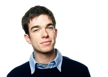 Comedian John Mulaney Gets Excited About S.F., Then Indignant About His Stub