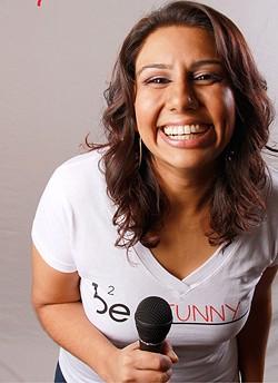 Comedian Shanti Charan