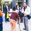 Nudists, City Clash in Federal Court