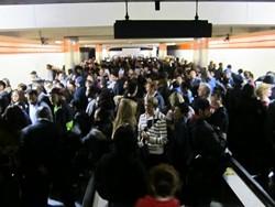 Commuter crush - MICHAEL SHORT