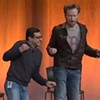Conan O'Brien at Google: The World Has Completely Changed
