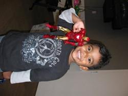 Congrats, Dakarai! That toy won't poison you!