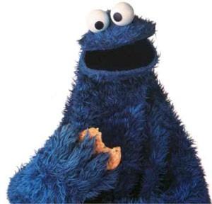 Cookie, NOOOOOOOOO!