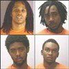 Cops Bust Four Men Armed With Guns on Market Street