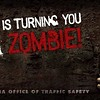 "Cops Crack Down on ""Zombie Drivers"""