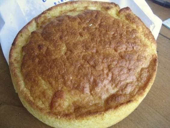 Cornbread from Sweet Adeline's. - JONATHAN KAUFFMAN