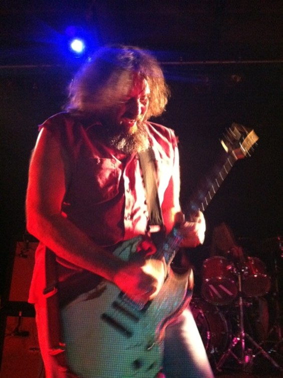 Corrosion of Conformity at Slim's on Saturday.