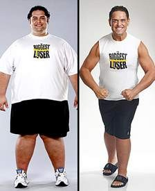 Could this be you if you watch The Biggest Loser?