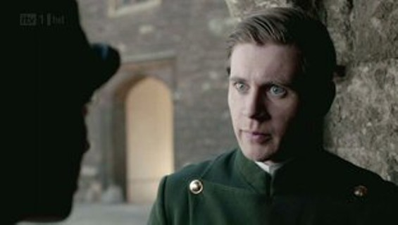 Could you love an Irish chauffer?
