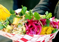Eight Food Truck Dishes You Can Only Get at Off the Grid Fort Mason