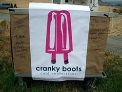 CRANKY BOOTS/ FACEBOOK