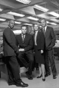 Crime and punishment, redux: Vincent D'Onofrio heads the cast of - Law & Order: Criminal Intent, one of the fall season's best new - shows.