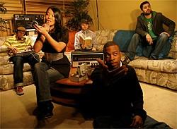 Crown City Rockers: Performance-rich rap.