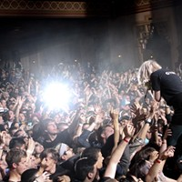 Crystal Castles @ the Fox Theater (NSFW)