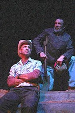 JEFF  FOHL - Cully Fredricksen and John Diehl.