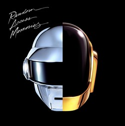 Daft Punk's new album nearly sold out on vinyl.