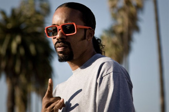 Dam Funk plays at 1015 Folsom this Friday.