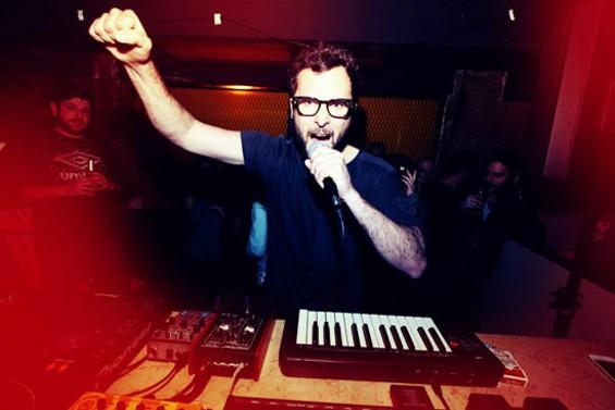 Daniel Maloso plays at Monarch on Friday.