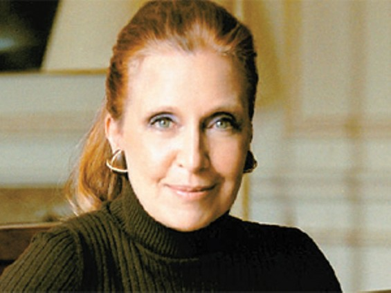 "Danielle Steel and her ""bushy"" responses. - WIKIPEDIA"