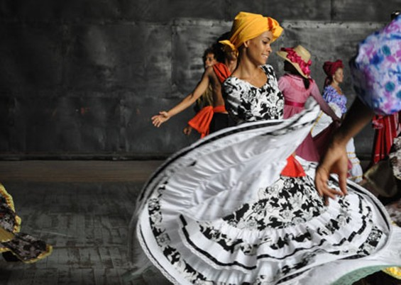 Danza del Caribe - JAMAICA ITULE SIMMONS