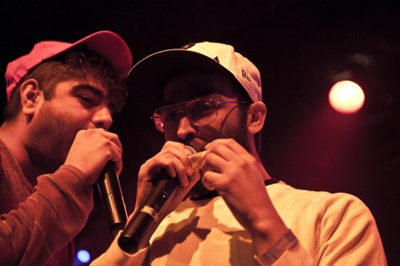 Das Racist at the Indy - JOSEPH SCHELL