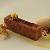Delectable Dates: Date Cake at AQ Restaurant and Bar