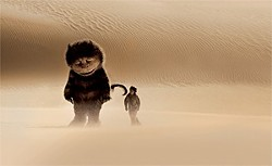 MATT NETTHEIM - Dave Eggers co-wrote the screenplay for Wild Things. It is not a work of staggering  genius.