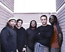 DANNY  CLINCH - Dave Matthews Band.
