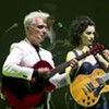 David Byrne and St. Vincent Take <i>Love This Giant</i> to New Heights at the Orpheum, 10/15/12