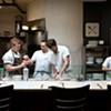 A16 Chef David Taylor Blazes His Own Trail of Carpaccio