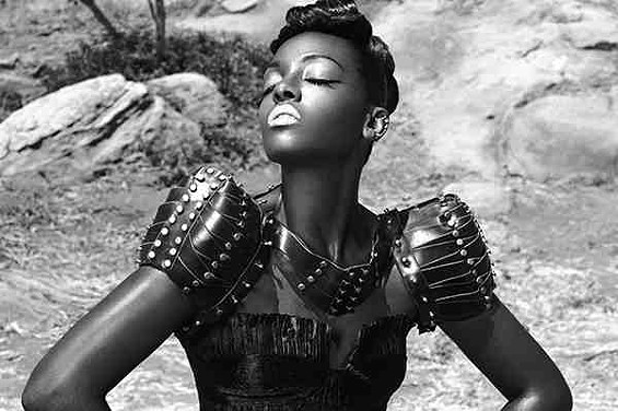 Dawn Richard shines on her own. - COURTESY OF OUR DAWN ENTERTAINMENT