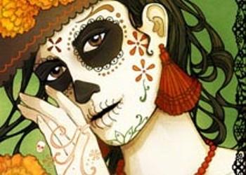 Dead Sexy: A Dia de los Muertos Makeup Tutorial