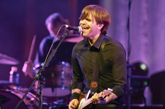 Death Cab for Cutie at the Fox Oakland - CHRISTOPHER VICTORIO