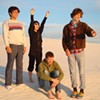 "New Deerhoof Song ""The Trouble With Candyhands"" Is Funky, Tropical, and Delightful"