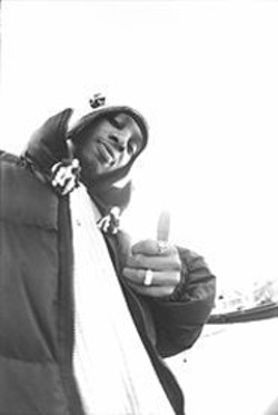 JACOB  ROSENBERG - Del the Funky Homosapien: Done with major labels, but not selling his credentials.