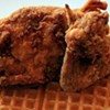 Mouths are Watering for Chicken and Waffles Even Before Gussie's Opens