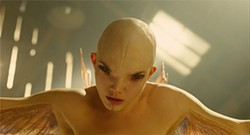 Delphine Chanéac as the mutant Dren.