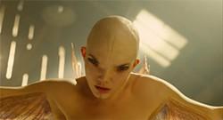 Delphine Chanéac as the mutant Dren.