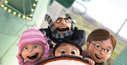 Despicable Me offers a silly and Pixar-sweet antidote to the sadness of Toy Story 3.